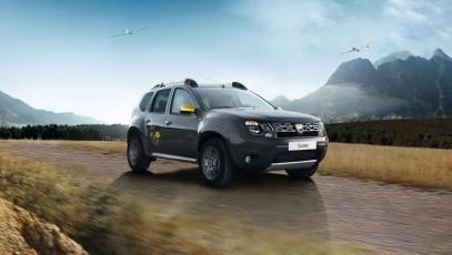 Dacia Duster Air  – Duster Blackstorm