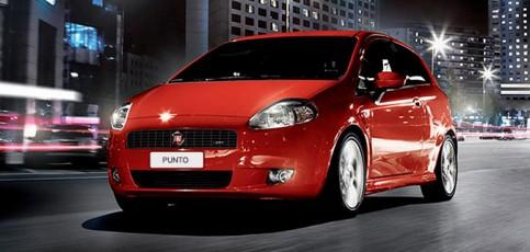 Jer samo odličan auto ima tako odličan stil – FIAT PUNTO  za samo 95 eur mesečno