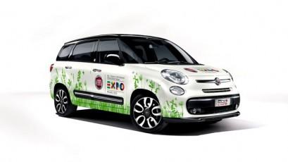 Fiat 500L Living i Vodafone 4G